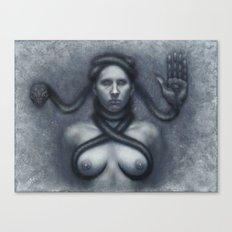 DAEMONOSOPHIA Canvas Print
