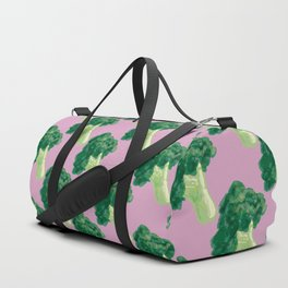 broccoli Duffle Bag