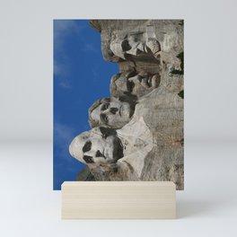 Four Former U S Presidents Mini Art Print