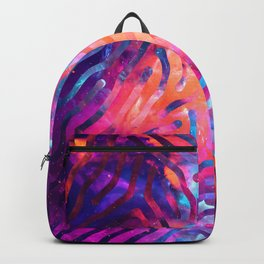 Artistic XCIV - Patterned Nebula Backpack