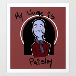 Pasiley Art Print