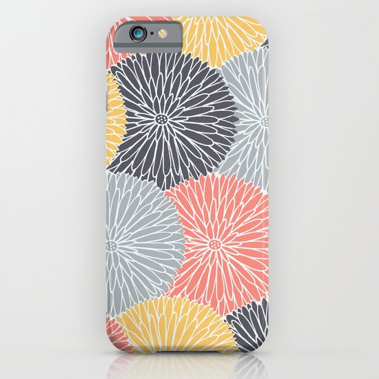Flower Infusion iPhone & iPod Case
