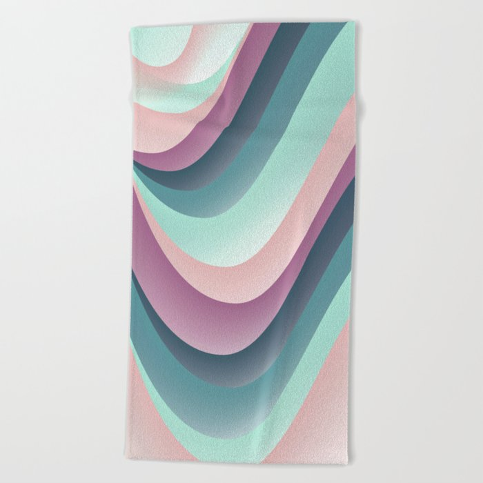 Pattern 39 Beach Towel