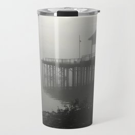 Pier - Mississippi Fog Series Travel Mug