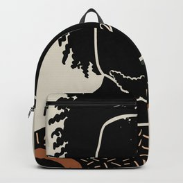 Black Hair No. 9 Backpack