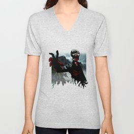 A Cold Welcome Unisex V-Neck