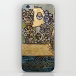 THE ARK OF LIFE JOURNEY iPhone Skin