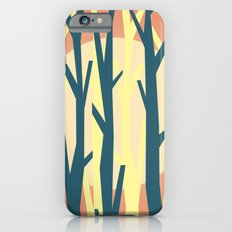 trees against the light 2 Slim Case iPhone 6s