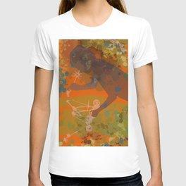 Voyager (Orange) T-shirt
