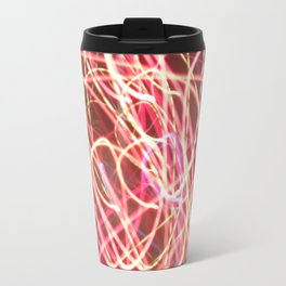 corazón luz Travel Mug
