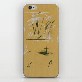 crossing 27 iPhone Skin