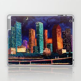 Expression Houston Laptop & iPad Skin