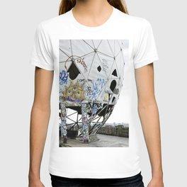 Teufelsberg Berlin T-shirt
