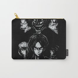 Attack on Grunge Titan Carry-All Pouch