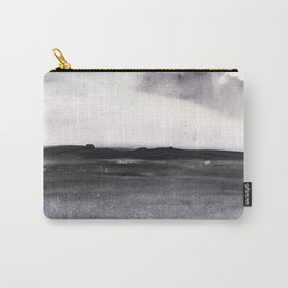 Black shores Carry-All Pouch