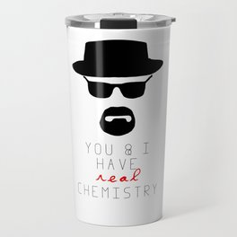 HEISENBERG BREAKING BAD Real Chemistry Travel Mug