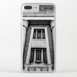 Salt Lake City Masonic Temple - Utah Clear iPhone Case