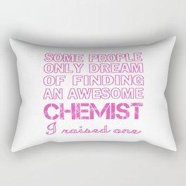 CHEMIST'S MOM Rectangular Pillow