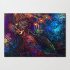Tengu Canvas Print