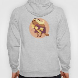 Animal Fashion: B is for a Brigitte Bardot Beaver Hoody