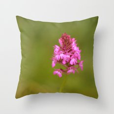 Wild Orchid 2330 Throw Pillow