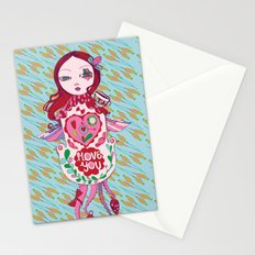 Cuckoo For You. Stationery Cards