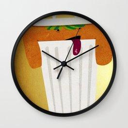Lope Wall Clock