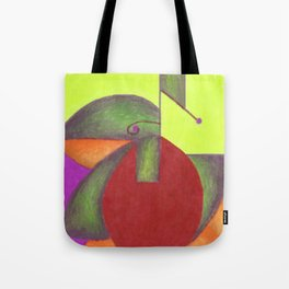 Into the Green 2 Tote Bag