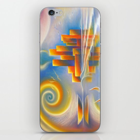 Dream City iPhone Skin