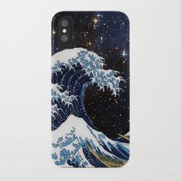 Hokusai & LH95 iPhone Case
