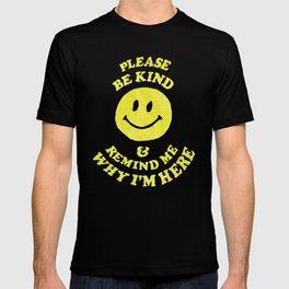 Remind Me T-shirt