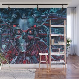 Heavy Metal Mind Wall Mural