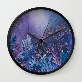 FOREVER AND A DAY Wall Clock