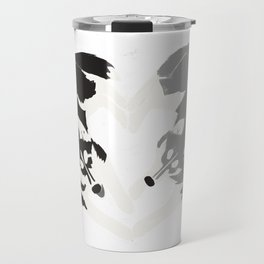Classically Hip | Husky Love Travel Mug