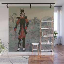 Japanese Hare Wall Mural