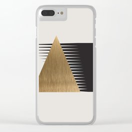 Abstract 22 Clear iPhone Case