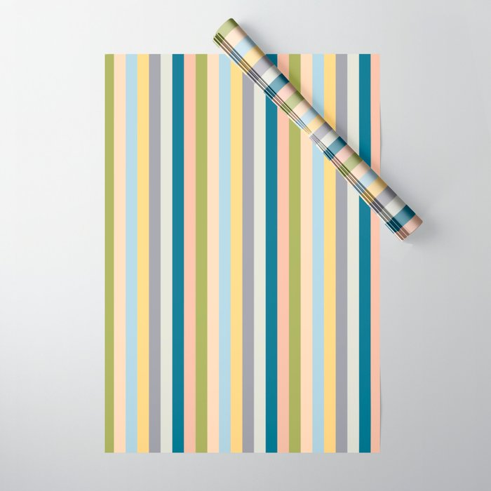 Color palette I Wrapping Paper