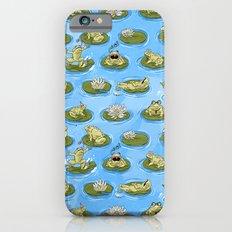 Froggy Fun iPhone 6s Slim Case