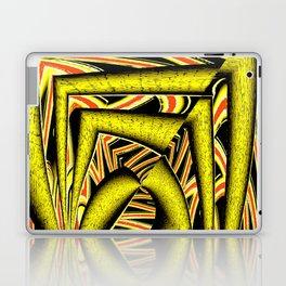 Have a little orange with your lemon... Laptop & iPad Skin