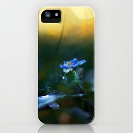 The Incendiary Forest iPhone Case