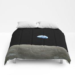Earthrise Comforters