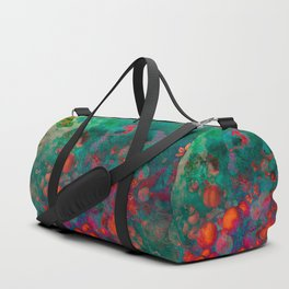 """Spring Pop Still Life"" Duffle Bag"