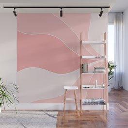 Rose Petals Wall Mural