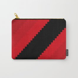 Pixel Bloody Dreams - Red Carry-All Pouch