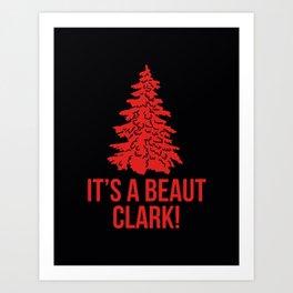 it's a beautclark Art Print