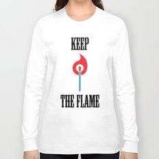 Keep the Flame Long Sleeve T-shirt