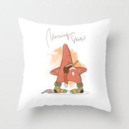 morning_star_02 Throw Pillow
