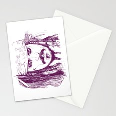 Captain Jack - Pirates of the Caribbean Stationery Cards