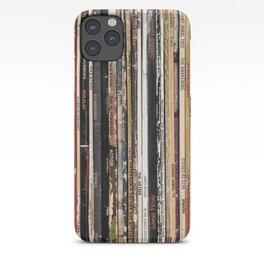 Jazz, Funk & Soul Vinyl Records iPhone Case