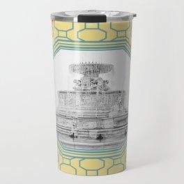 Detroit, Michigan_Scott Fountain_Belle Isle Travel Mug